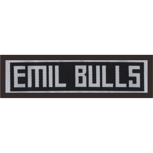 EMIL BULLS - Patch - EMB Square