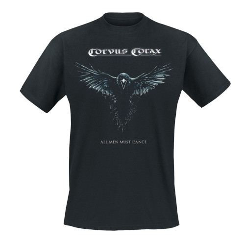 CORVUS CORAX - T-Shirt - All Men Must Dance