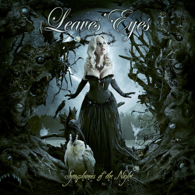LEAVES` EYES - LP - Symphonies Of The Night