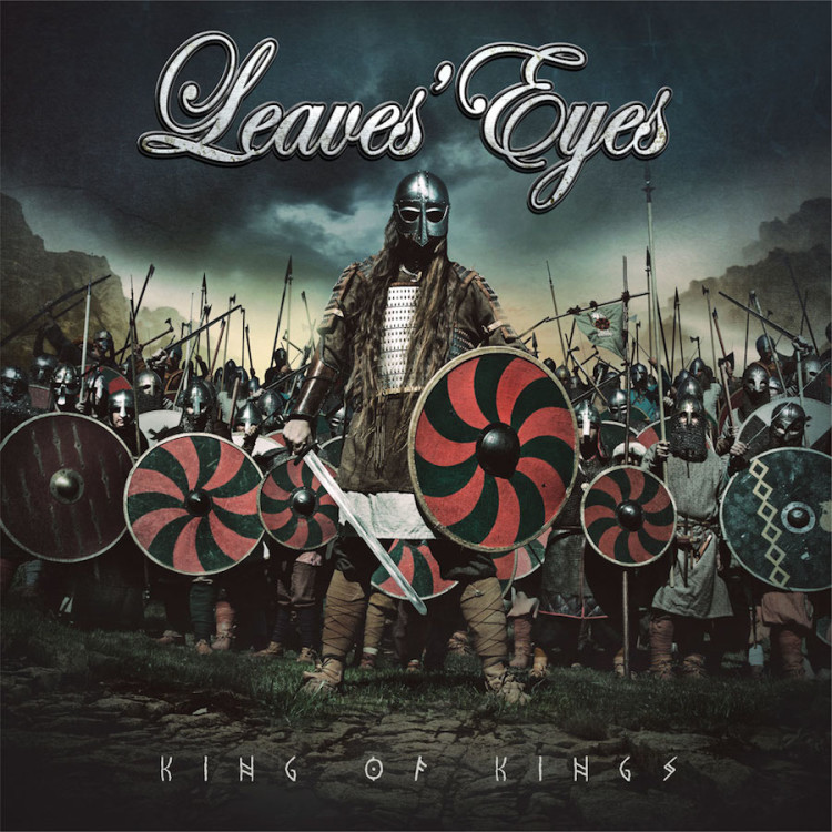 LEAVES` EYES - CD - King Of Kings