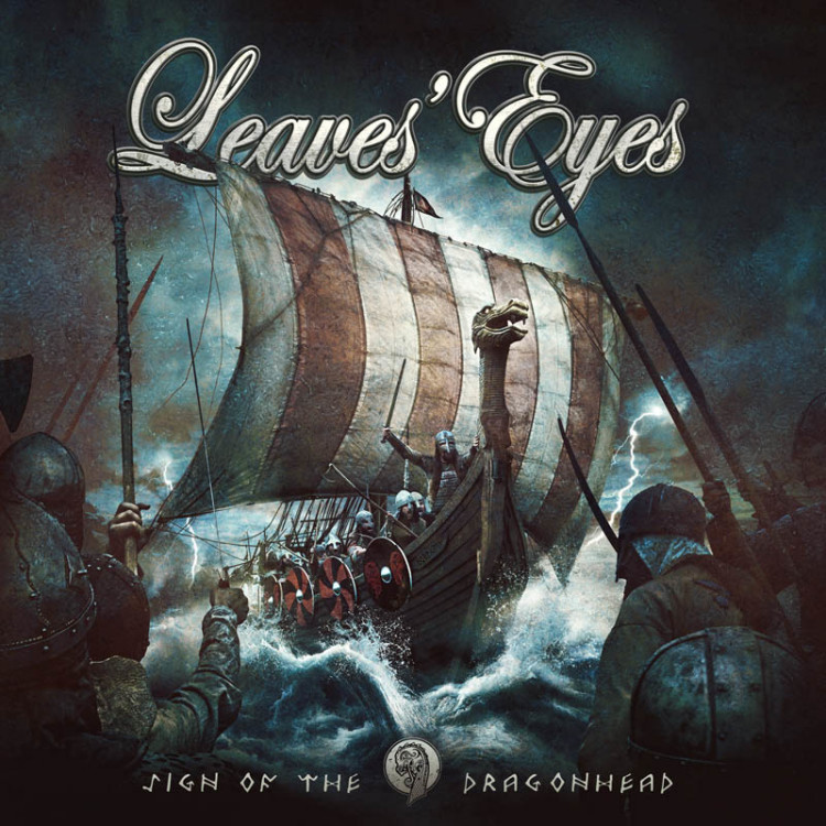 LEAVES` EYES - CD - Sign Of The Dragonhead (Mediabook)